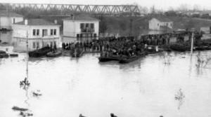1951: l'alluvione del Po, i rover
