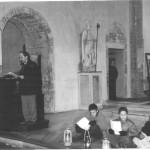 Nel 2001 il Masci porta la Luce a  Como