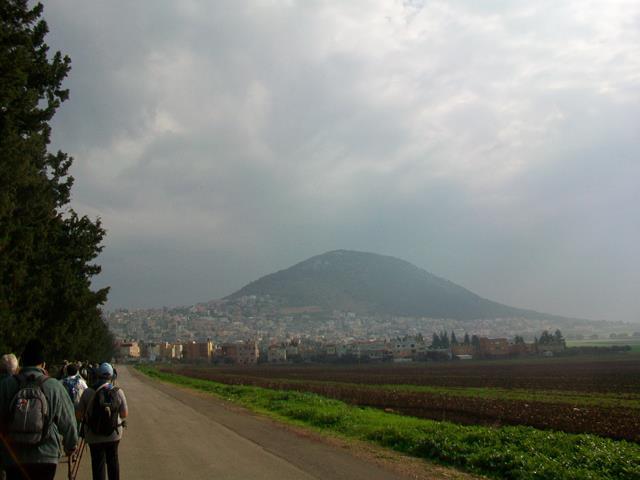 1 Salita al Monte Tabor